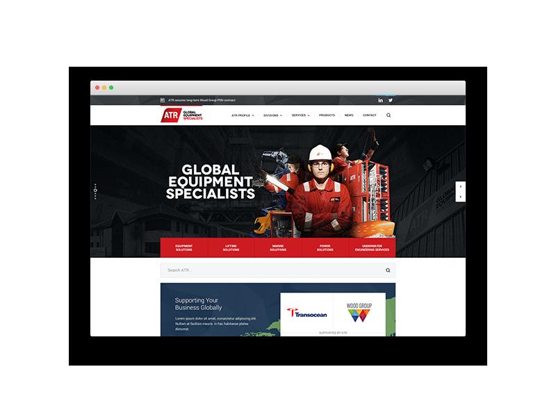 Project ATR Group